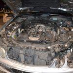 Mercedes E400 CDI V8 de 2003 W211 para peças