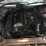 Mercedes C220 Cdi Avantgarde 2006 W203 para peças