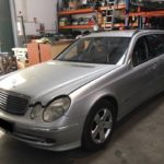 Mercedes E220 Cdi Station Avantgarde 2004 W211 para peças
