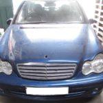 Mercedes C220 CDI de 2004 w203 para peças