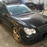 Mercedes C220cdi station de 2001 W203 para peças