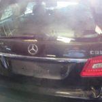Mercedes E220 cdi blueefficiency Stacion W212 para peças