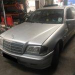 Mercedes C220 CDI 2000 W202 para peças